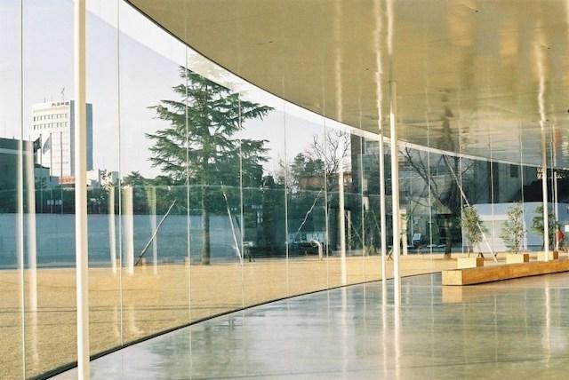 金澤21世紀美術館(金沢21世紀美術館)