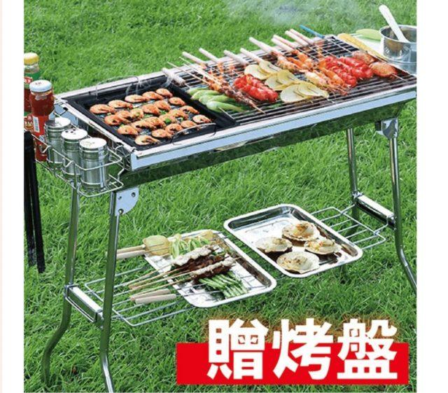 Barbecue_rack_ luxury