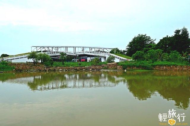 口湖遊客中心