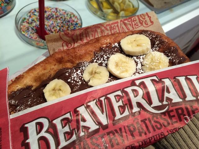 beaver-tails