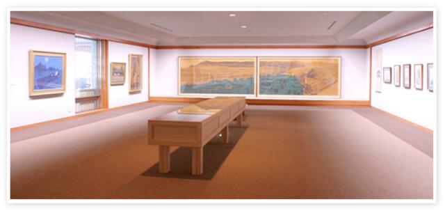箱根景點 成川美術館