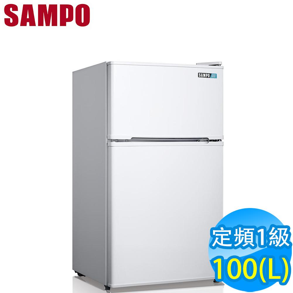sampo小冰箱 100L SR-A11G