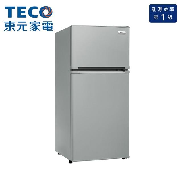 TECO 雙門小冰箱