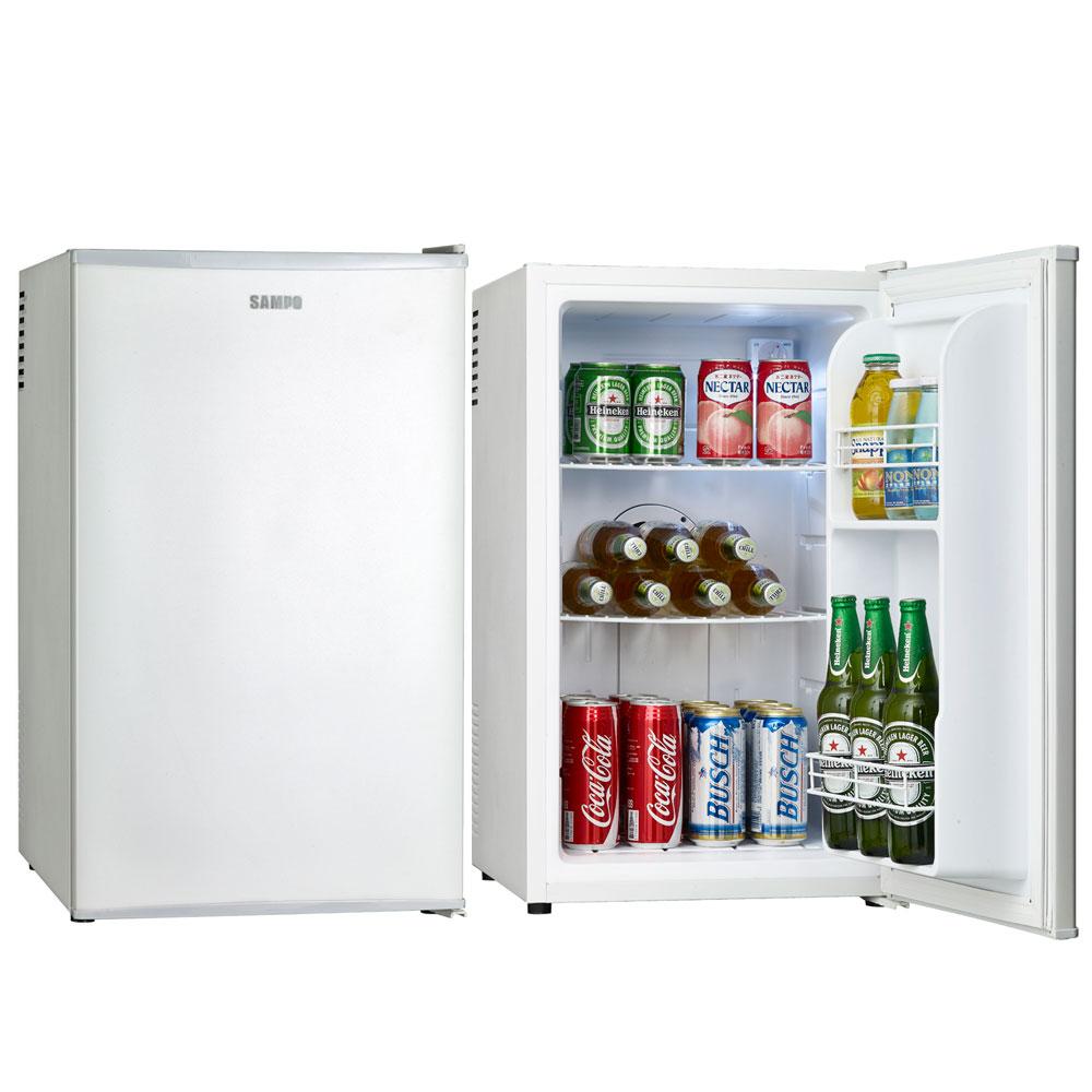 SAMPO KR-UA70C 小冰箱