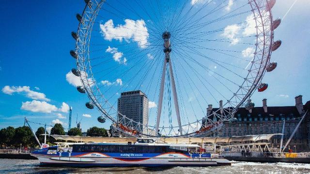 倫敦交通船