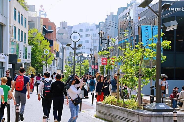 日本旅遊|東京逛街地圖:澀谷、原宿、新宿…在地人購物路線大公開