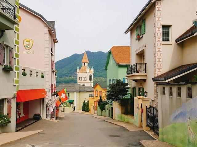 童話瑞士村