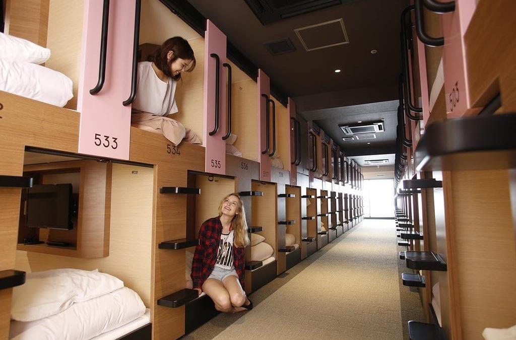 日本沖繩找住宿?沖繩膠囊旅館、青年旅社推薦,高CP值平價好選擇
