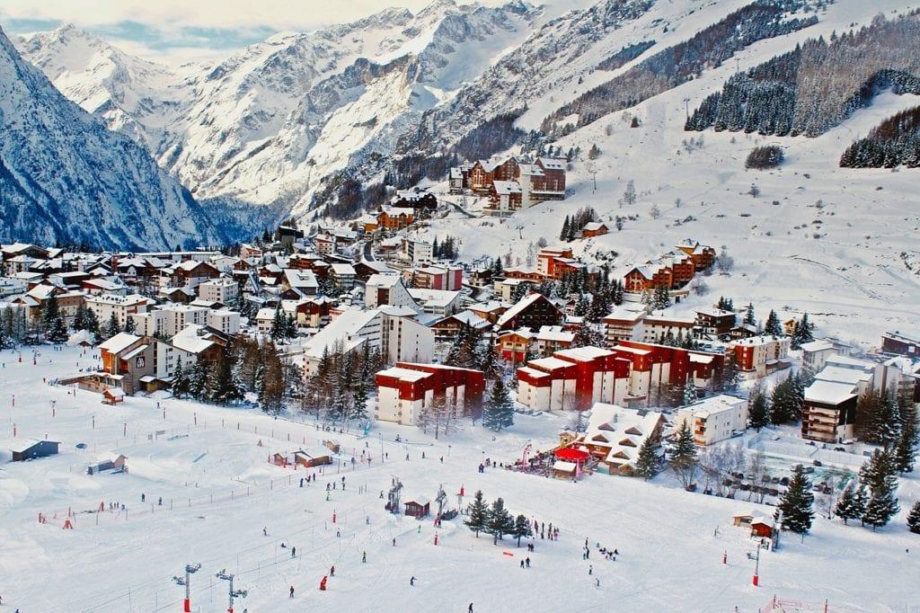 日本滑雪勝地