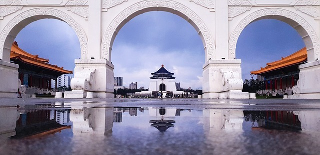台北捷運一日遊 中正紀念堂