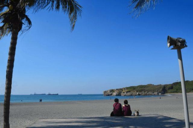 Qijin_Beach