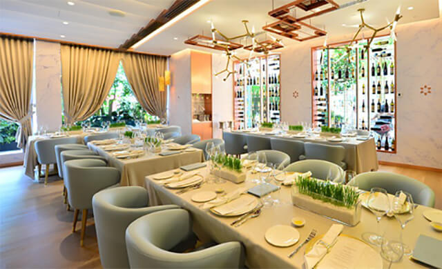 圖片來源:聖淘沙名勝世界 - Curate餐廳官網