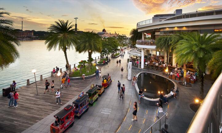 圖片來源:Vivo City官網