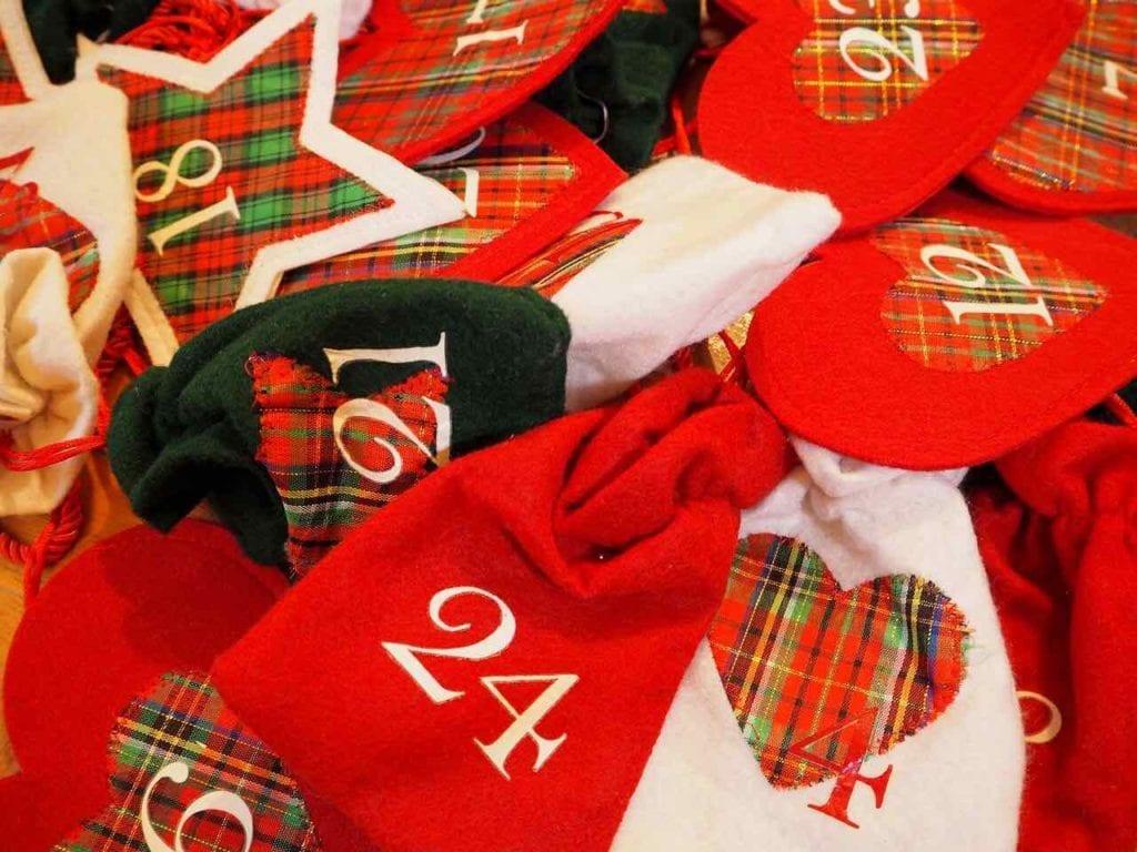 聖誕倒數日曆禮盒