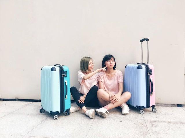 奧莉薇閣行李箱