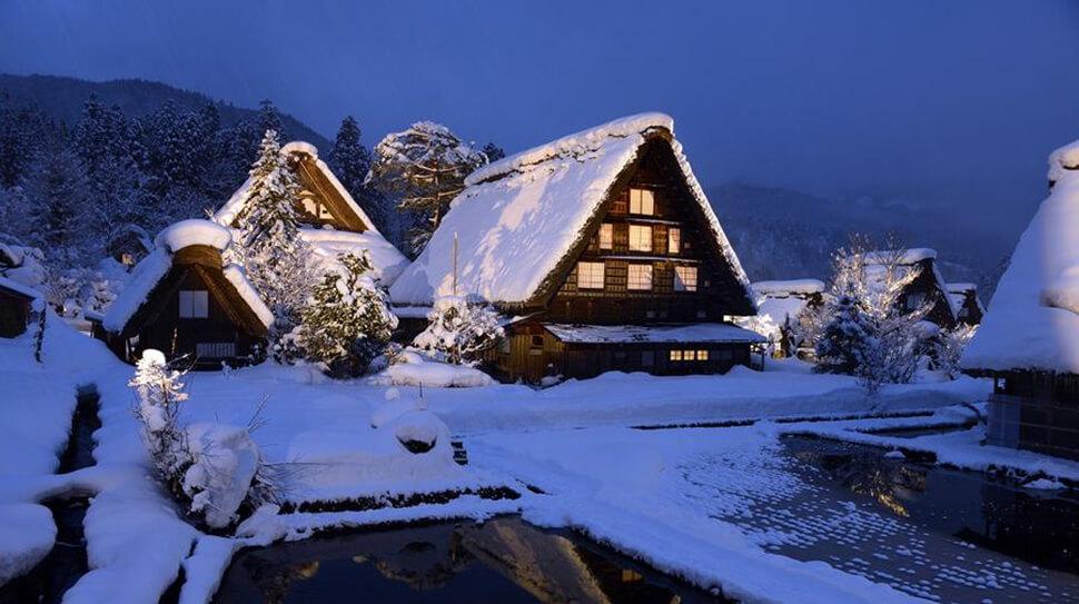 春節旅遊 | 日本景點推薦:合掌村、札幌雪祭、河口湖温泉玩超嗨