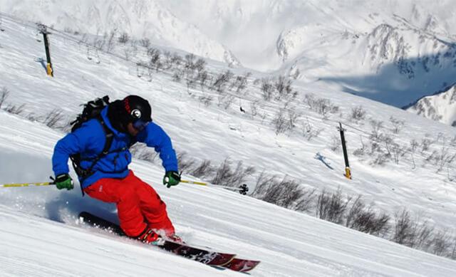 圖片來源:白馬八方尾根滑雪場官網