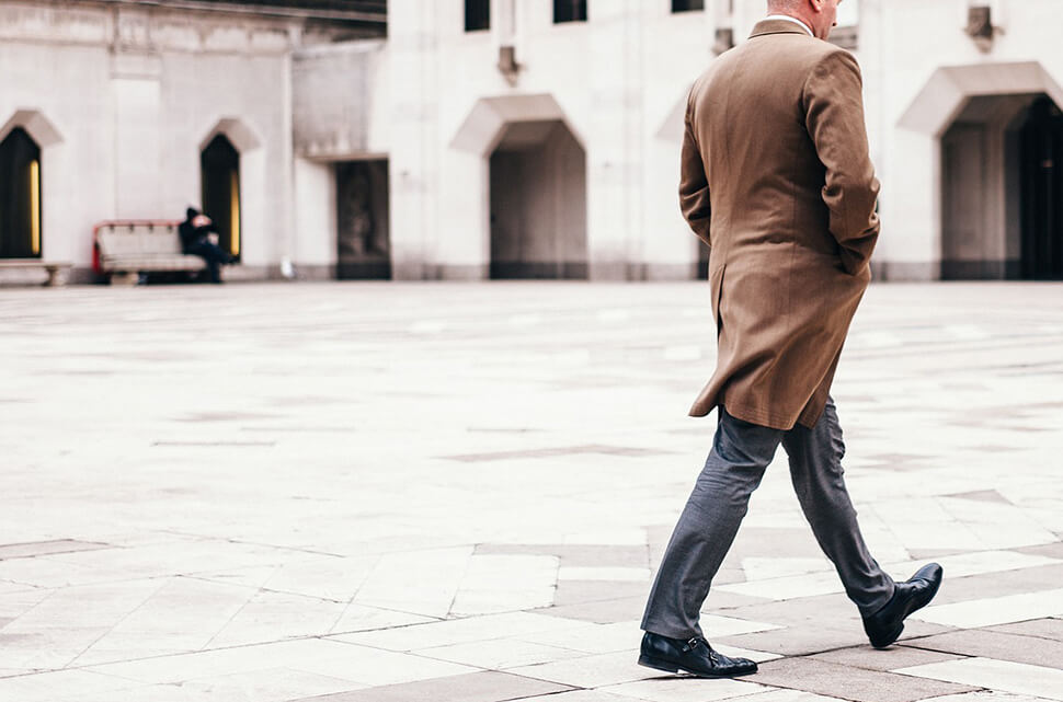 秋冬暖男就是你!男版長大衣推薦:H&M、ZARA…大牌隨你挑