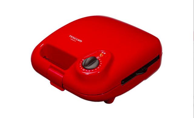 日本鬆餅機 TESCOM 多功能鬆餅機