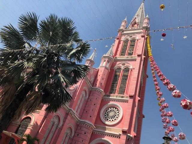南越 粉紅教堂