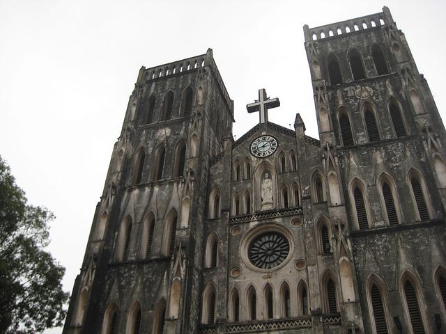 河內 聖約瑟夫天主堂