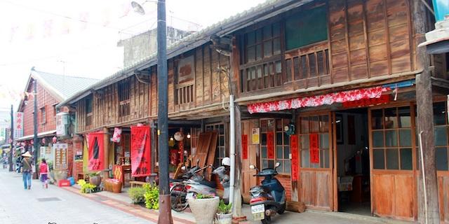 台南│菁寮老街