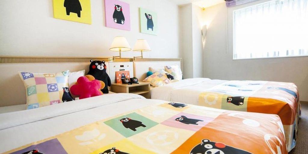 熊本熊飯店