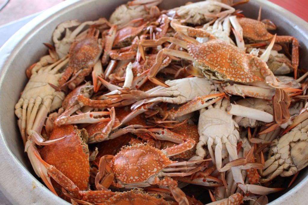 台中螃蟹餐廳