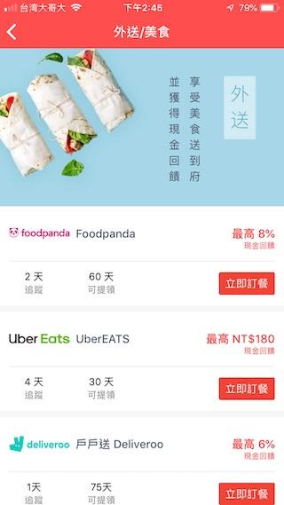 foodpanda shopback