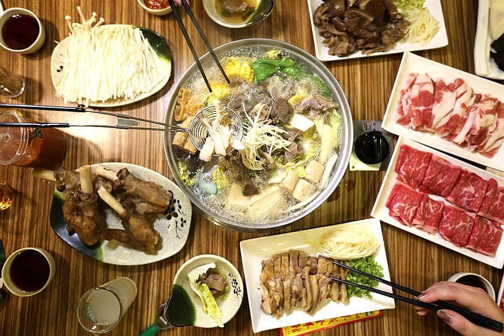 圖片來源:山羊城羊肉爐官方網站