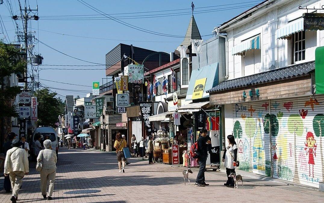 日本旅遊|輕井澤冬天景點推薦:雲場池、楡樹街小鎮一日遊好好玩