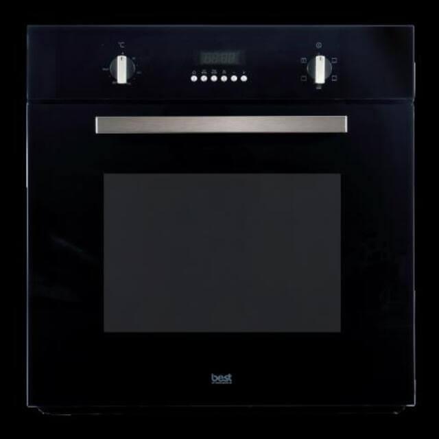 【義大利貝斯特best】嵌入式多功能3D旋風烤箱 OV-367BK(黑色玻璃系列)