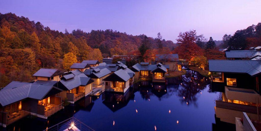 日本旅遊|輕井澤溫泉飯店推薦,親子住宿、高CP值一泊二食超划算