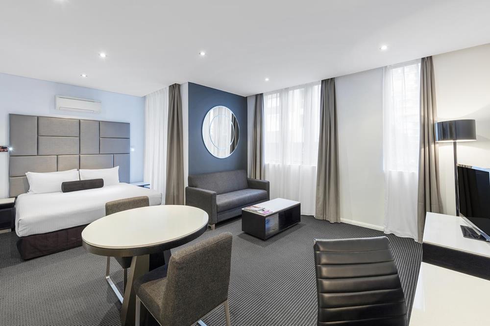飯店 雪梨 房間 床