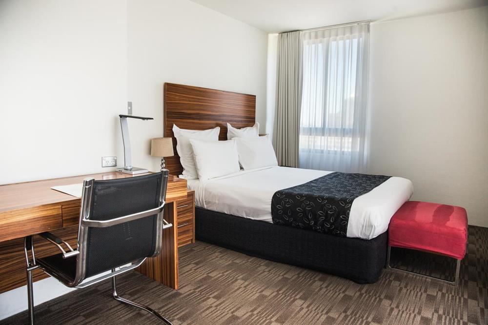 飯店 雪梨 床 房間