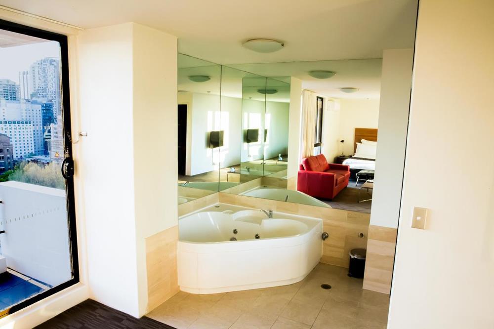 浴缸 浴室 飯店 雪梨