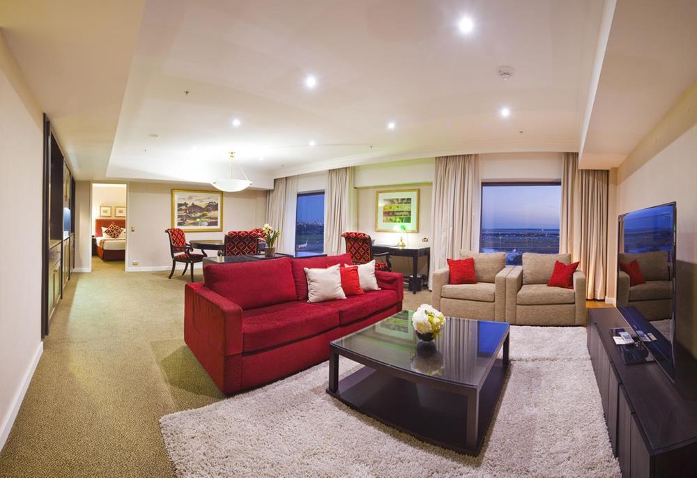 客廳 飯店 雪梨