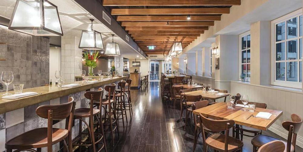 雪梨 飯店 餐廳