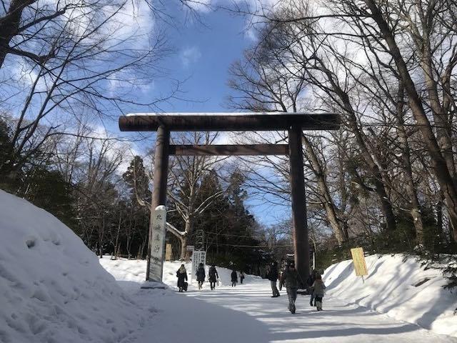 北海道 圓山公園