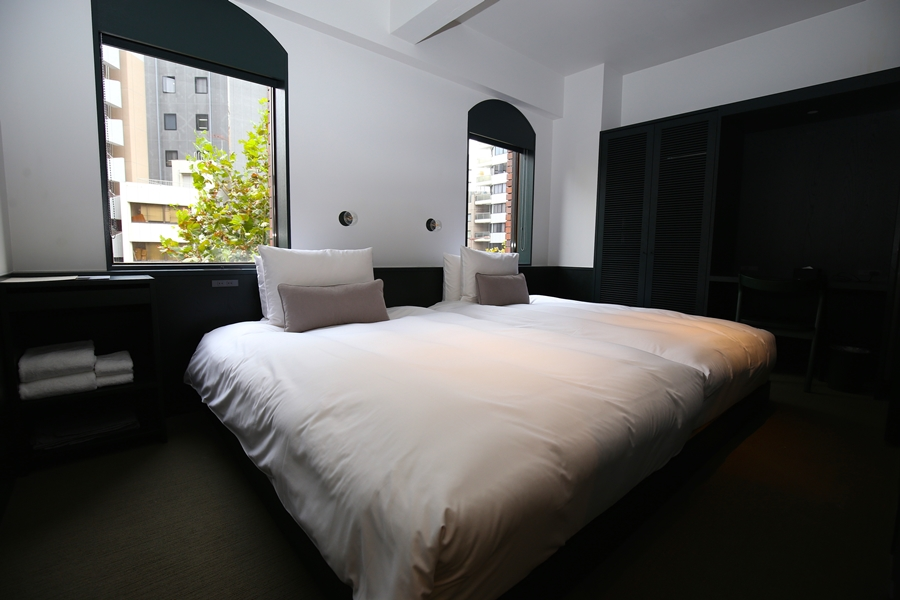床 飯店 旅館 東京 房間