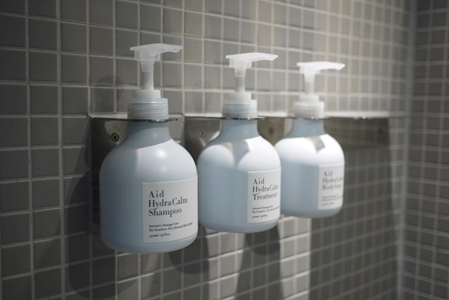 沐浴乳 洗髮乳 飯店 旅館 東京