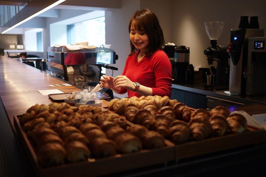 咖啡 麵包 自助吧 輕食 飯店 旅館 東京