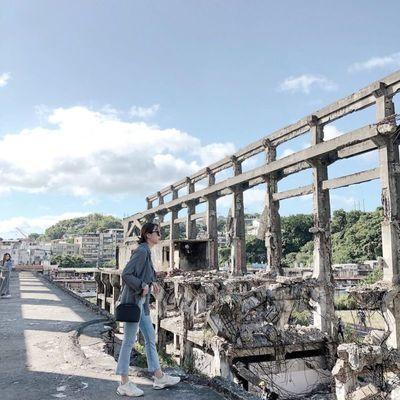 阿根納造船廠 藍天 返校 電影 打卡 景點