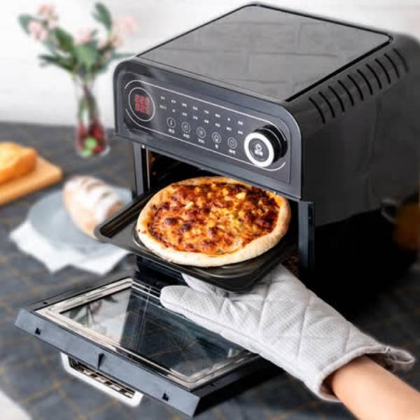 【EL伊德爾】智能型氣炸烤箱