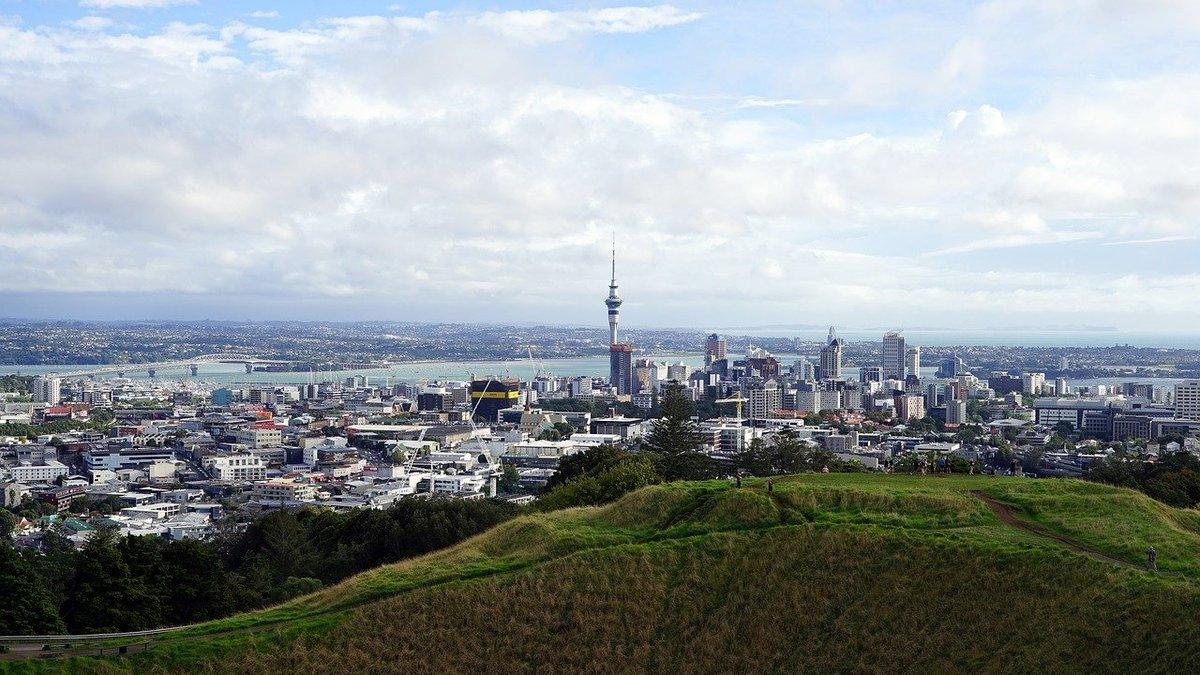 紐西蘭旅遊|北島奧克蘭旅遊攻略:交通、必玩景點、行程推薦