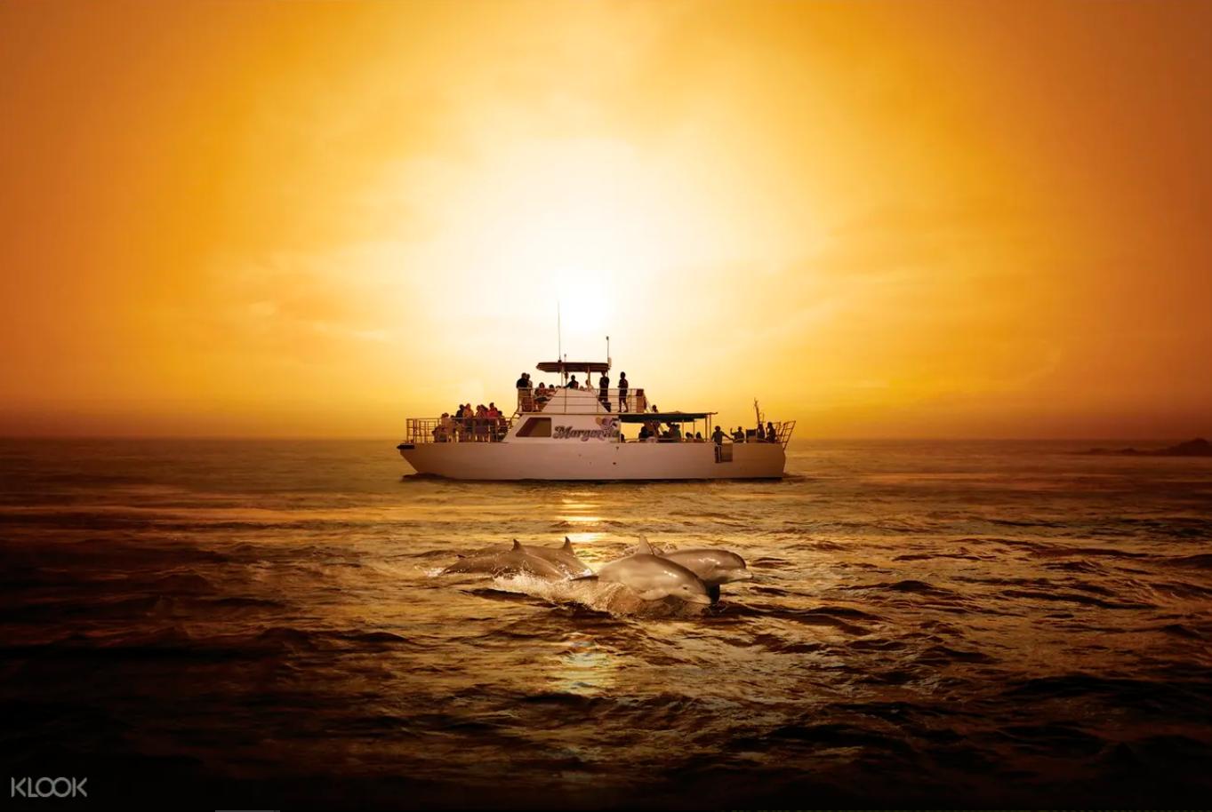 關島 海島旅遊 夕陽