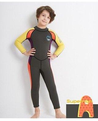 美琪 兒童潛水服