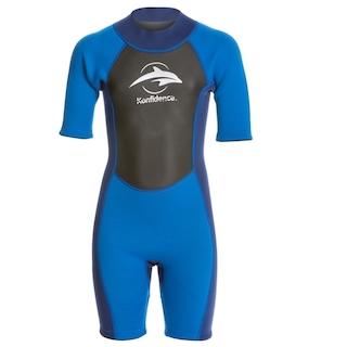 兒童防寒泳衣