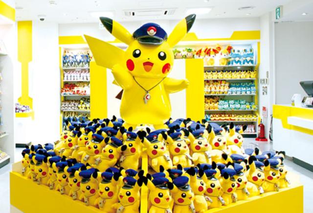東京伴手禮 精靈寶可夢專賣店