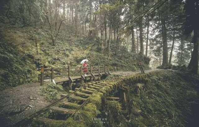 見晴懷古步道 宜蘭走春景點